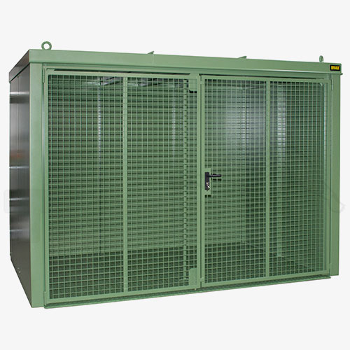Gasflaschen-Container GFC-B-M5